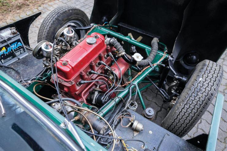 TVR Grantura Engine 2