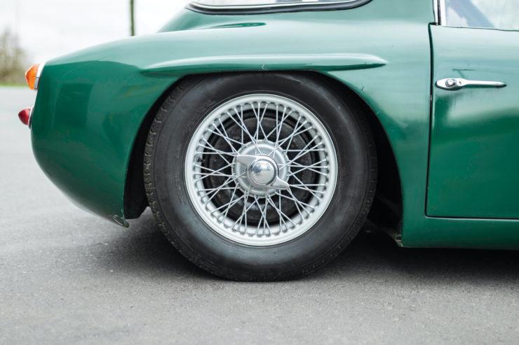 TVR Grantura Wheel