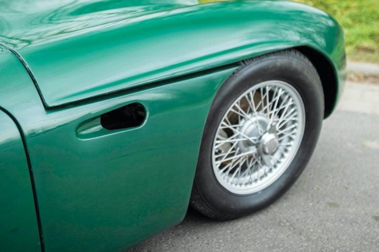 TVR Grantura Wheels