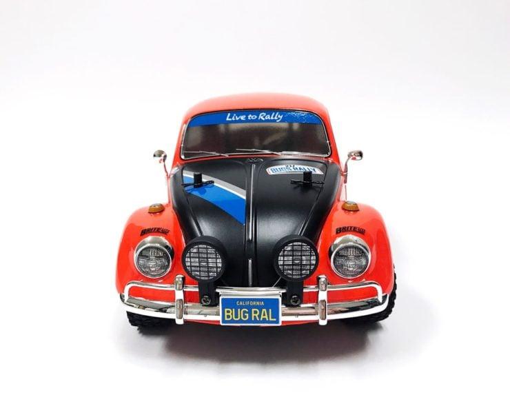 Tamiya R/C Volkswagen Beetle Rally Nose