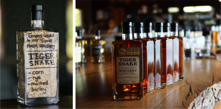 Tiger Snake Australian Whiskey 2