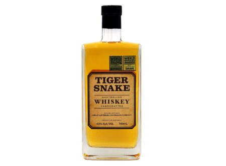 Tiger Snake Australian Whiskey