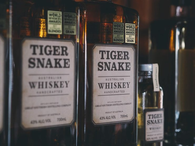 Tiger Snake Australian Whiskey 5