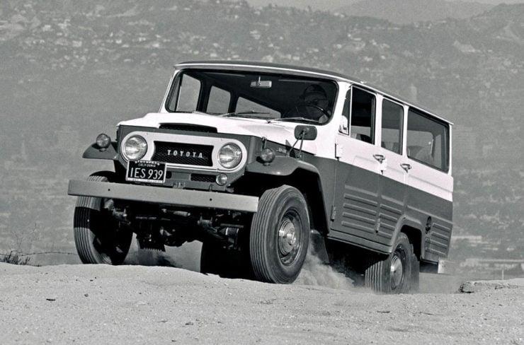 Toyota FJ45V
