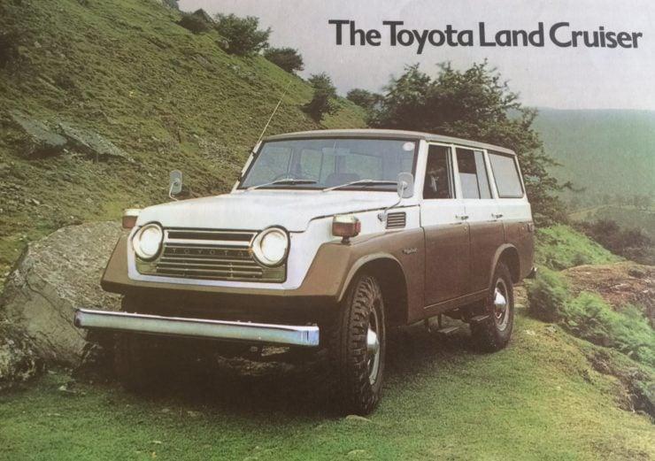 Toyota Land Cruiser FJ50