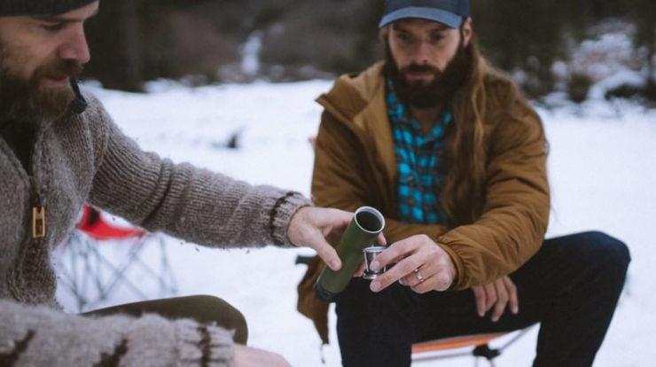 VSSL Flask Camping
