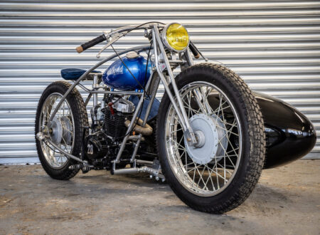Valespeed 28 Custom Motorcycle