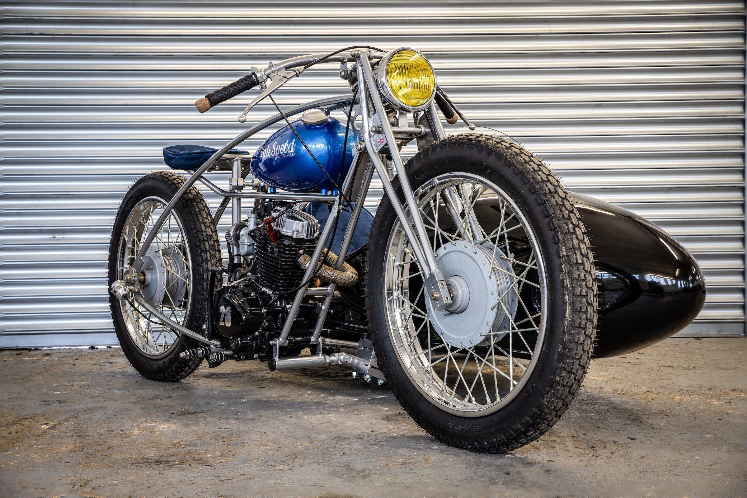 Valespeed 28 Custom Motorcycle