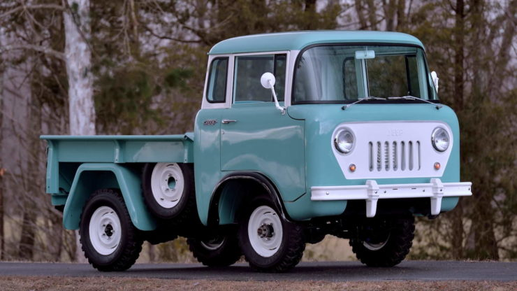 Willys FC-150 1
