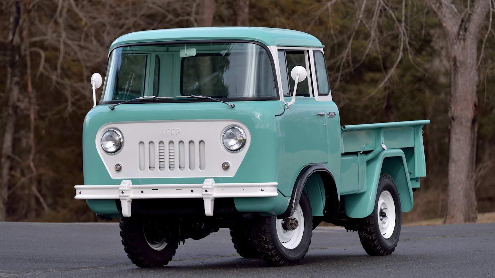 Willys Fc 150 The Quirky And Much Loved Jeep Pickup