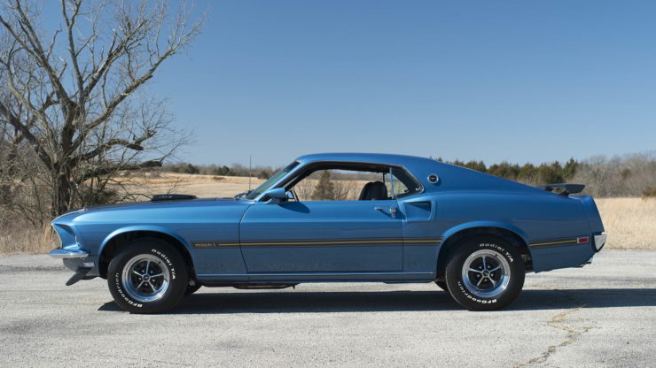 1969 Ford Mustang Mach 1 8