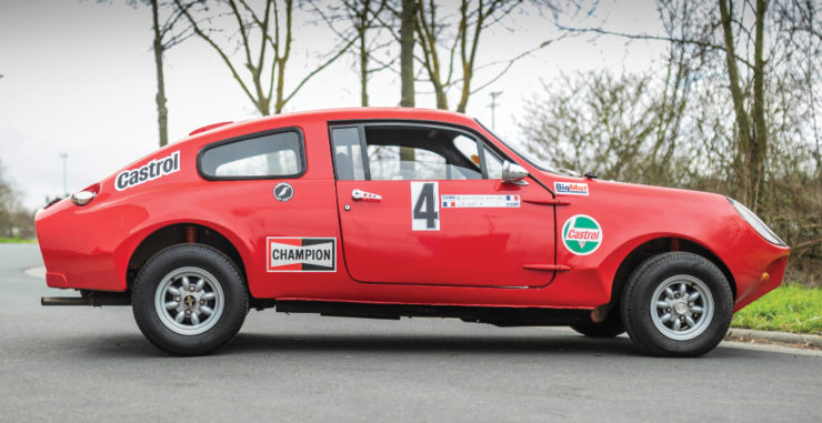 Mini Marcos kit sports car
