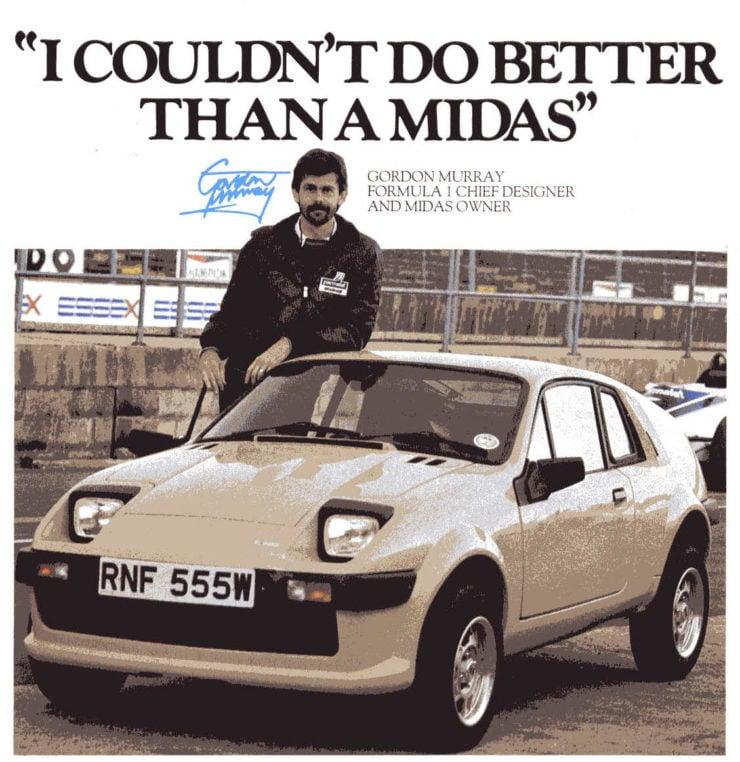 Mini Midas Gordon Murray