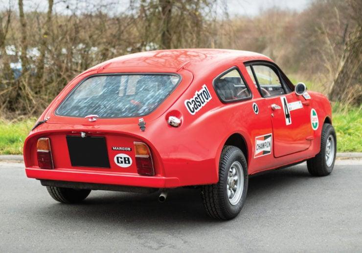 Mini Marcos MarkIV sports kit car
