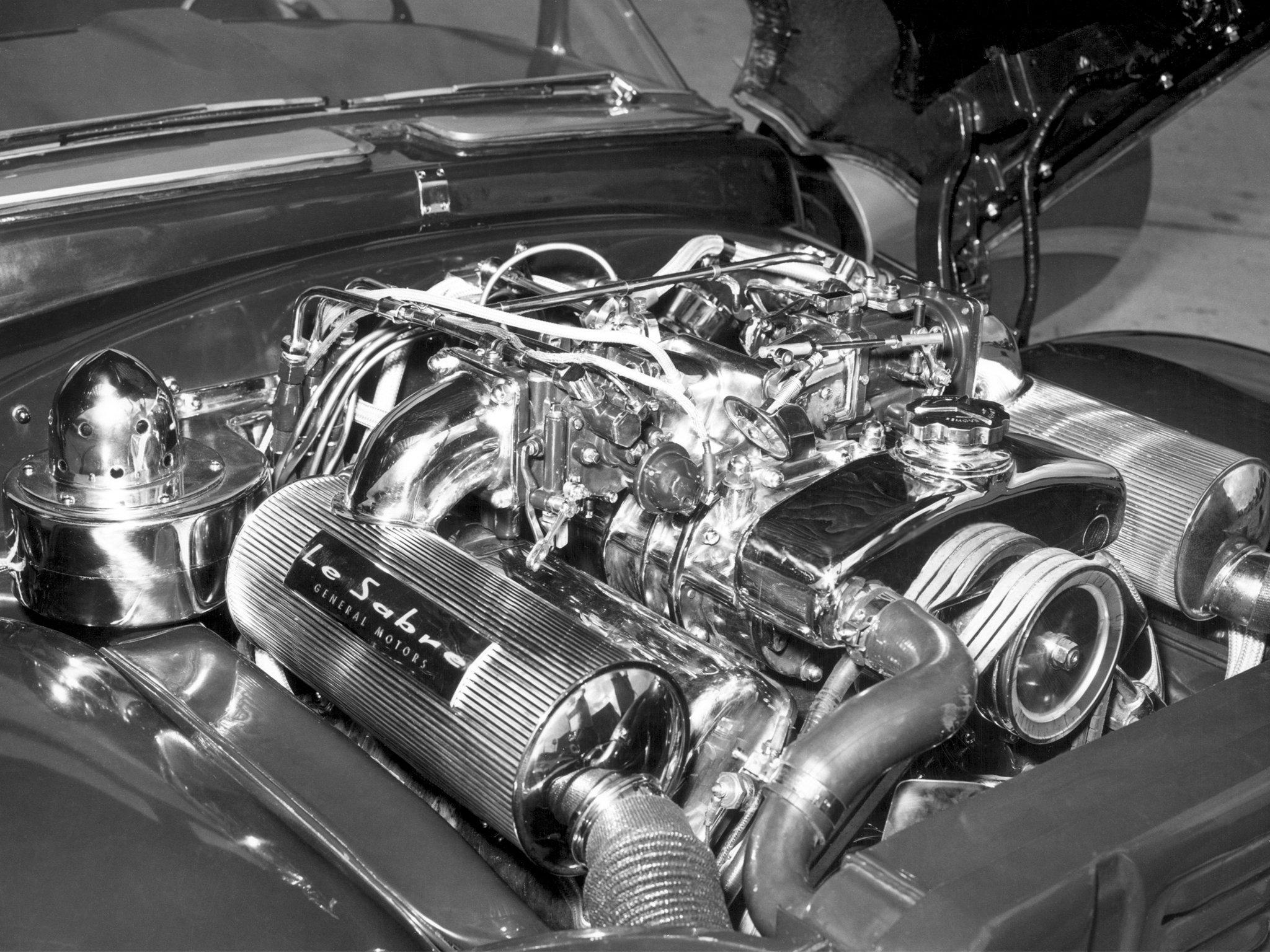 Buick Le Sabre engine