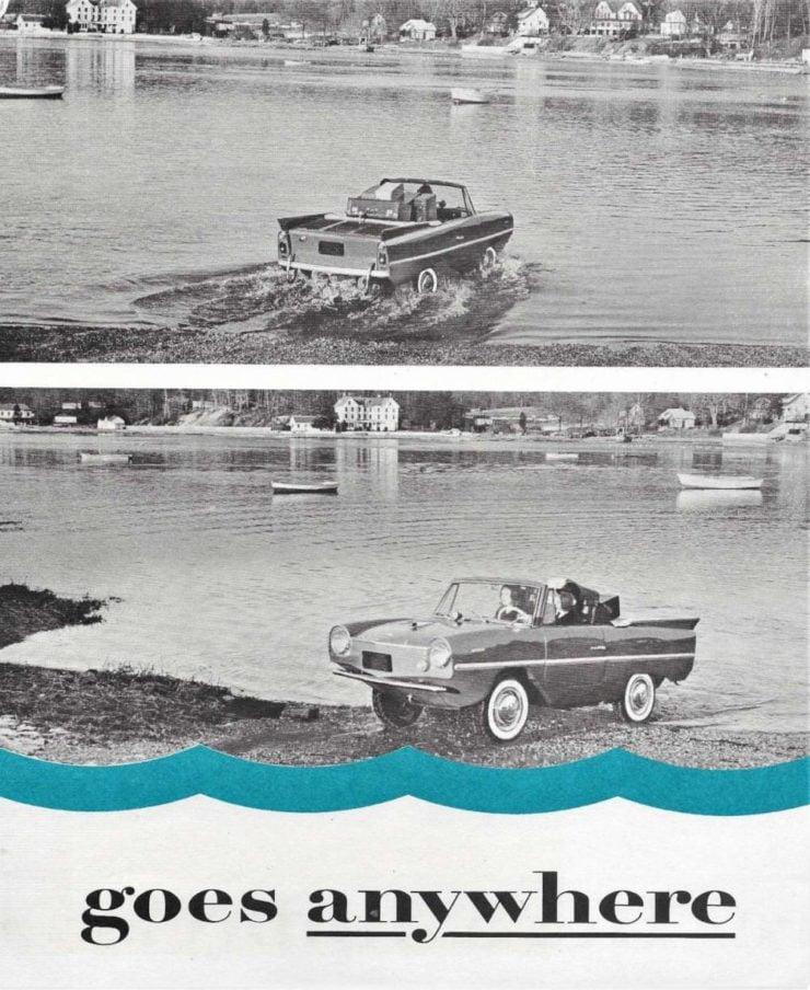 Amphicar Brochure 5