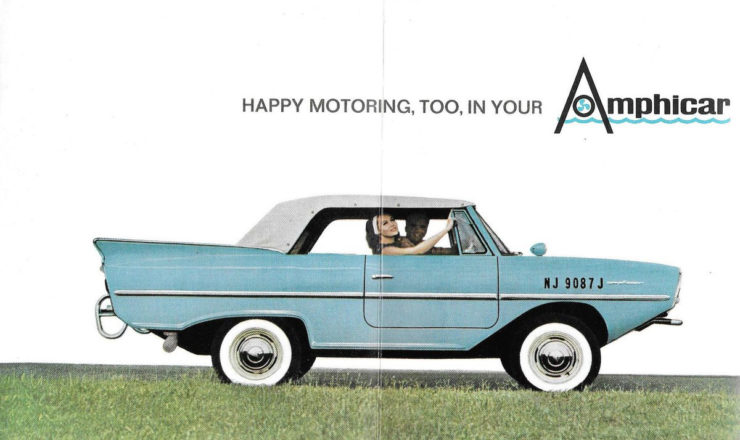 Amphicar Brochure