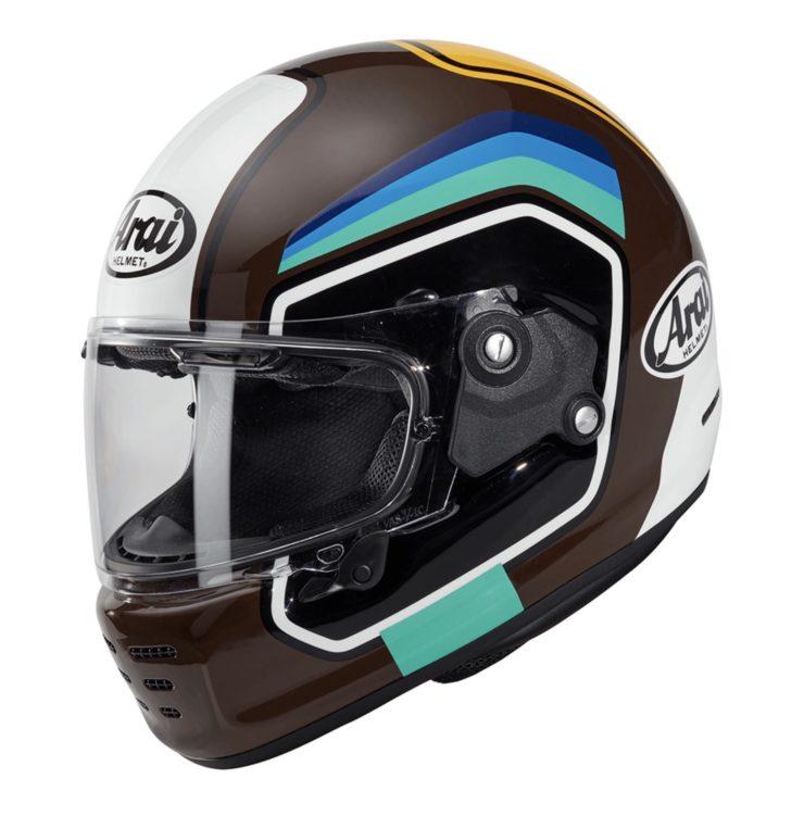 Arai Rapide Helmet 4