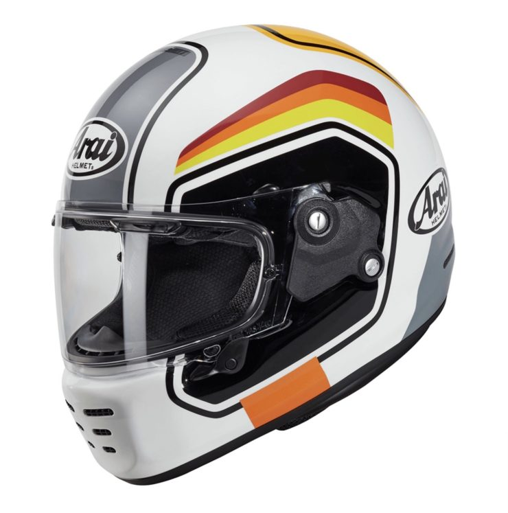 Arai Rapide Helmet 6