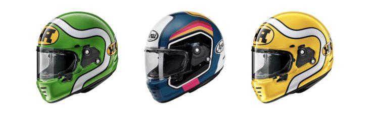 Arai Rapide Helmets