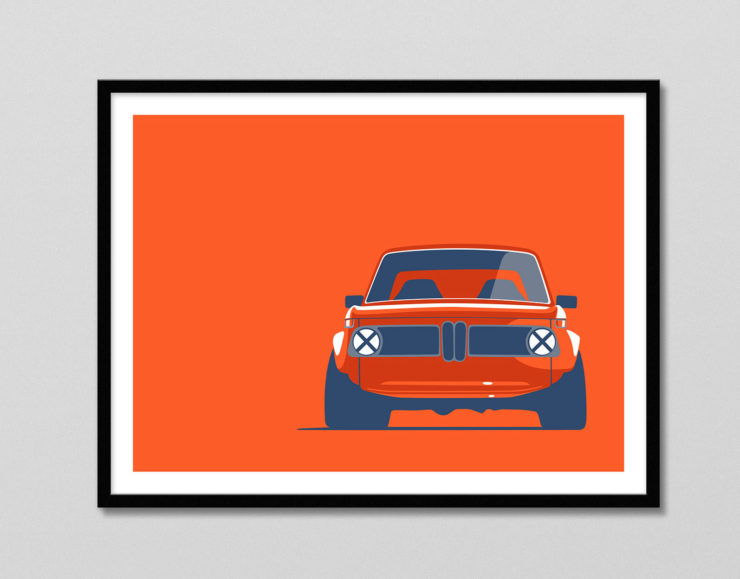 BMW 2002 Poster 1
