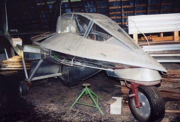 Bob Diemert Defender Aircraft