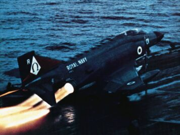 British F-4K Phantom II