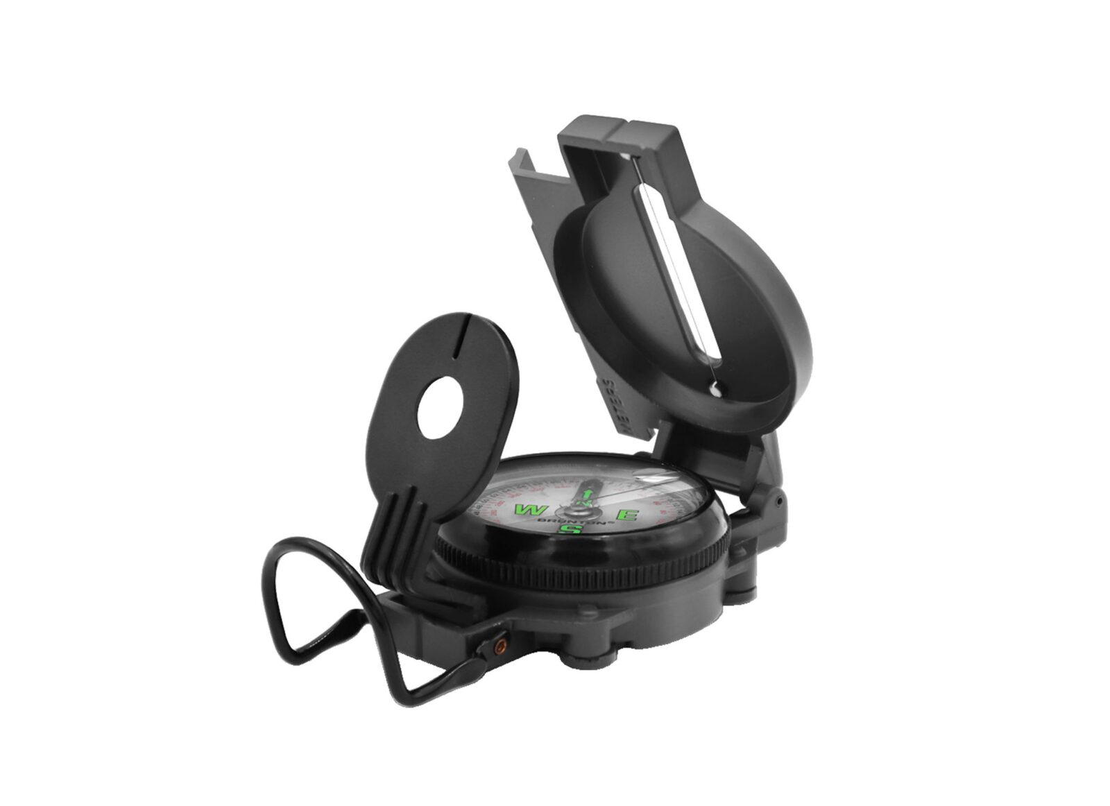 Brunton Lensatic Compass