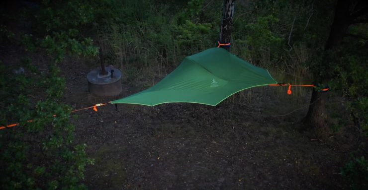 Connect 2-Person Tree Tent by Tentsile 1