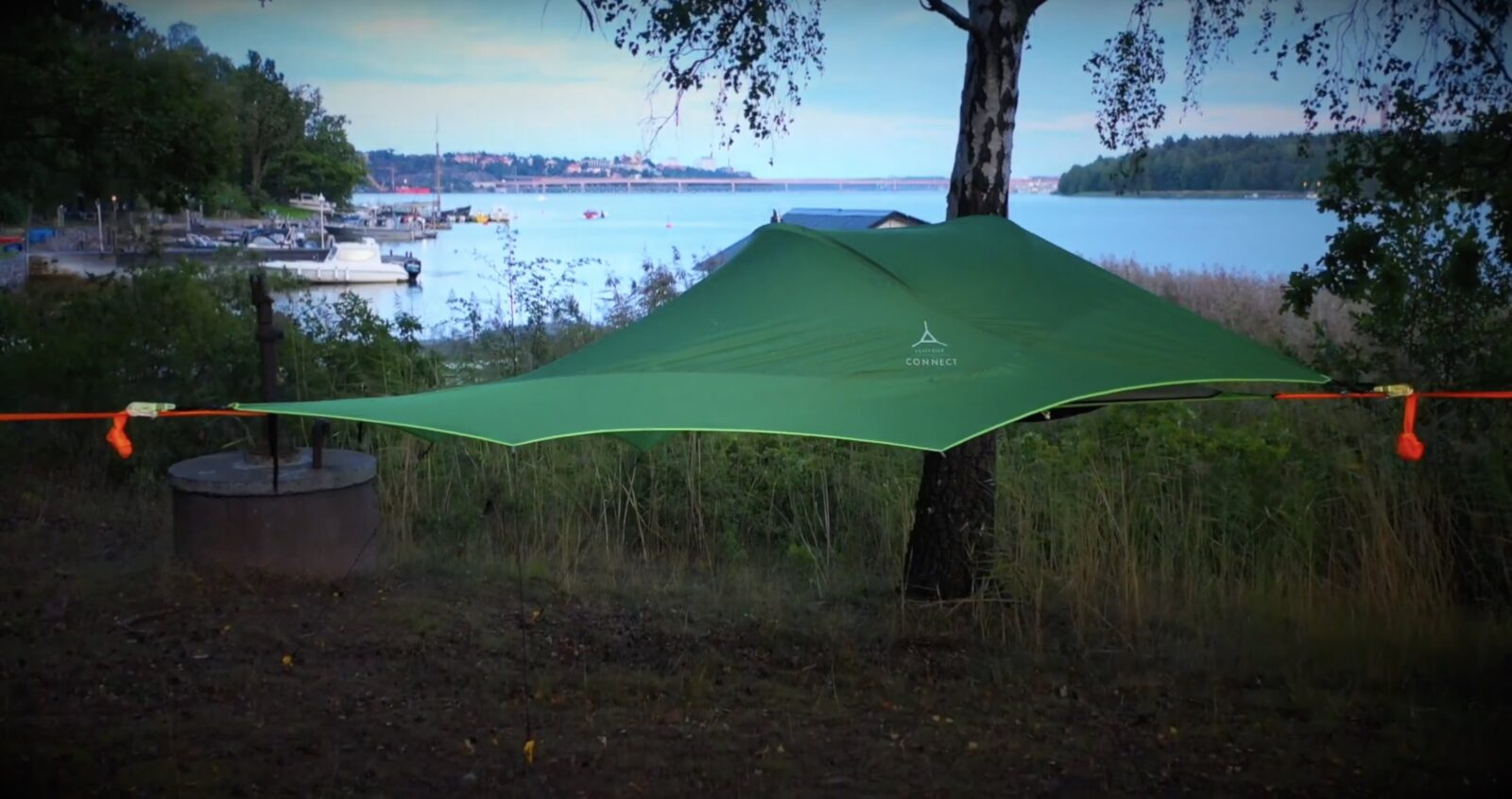 Connect 2-Person Tree Tent by Tentsile