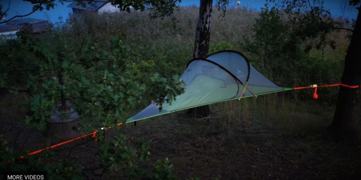 Connect 2-Person Tree Tent by Tentsile 2