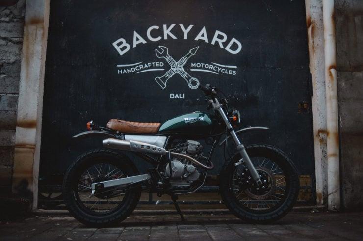 Custom Yamaha Scorpio 225 12
