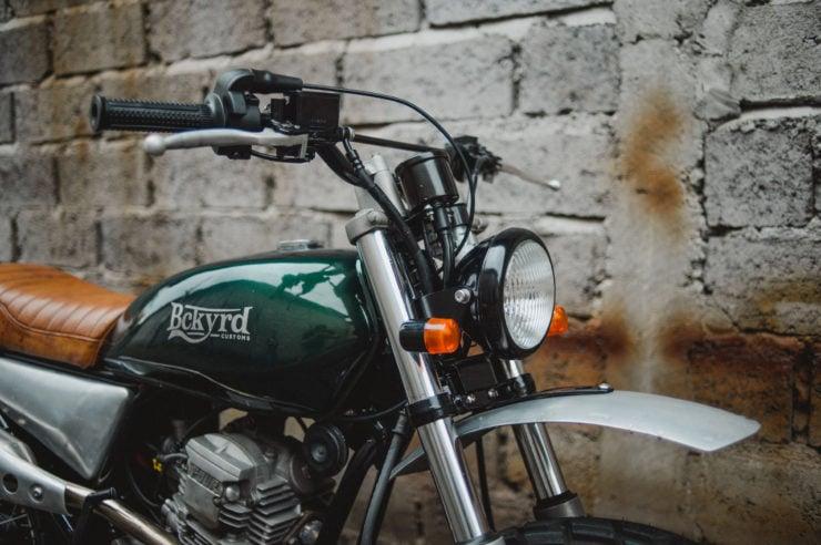 Custom Yamaha Scorpio 225 14