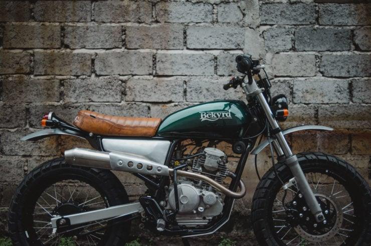 Custom Yamaha Scorpio 225 15