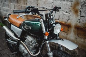 Custom Yamaha Scorpio 225 19