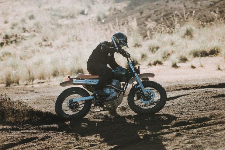 Custom Yamaha Scorpio 225 7