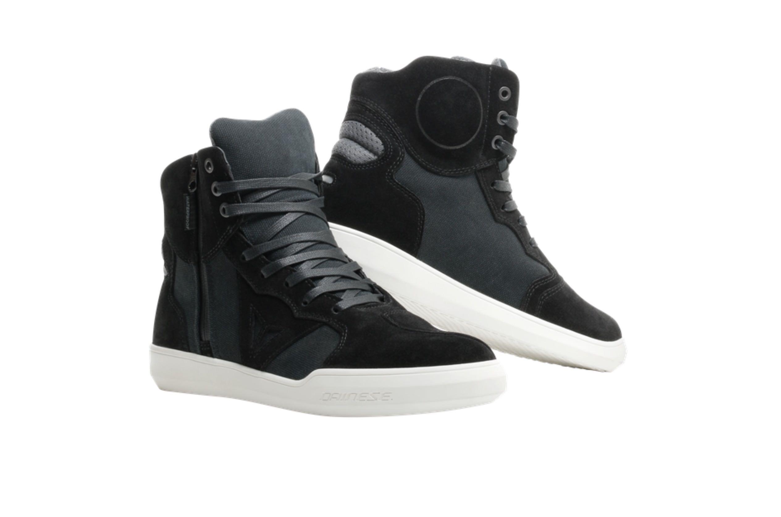 Dainese Metropolis D-WP Motorcycle Shoes Black