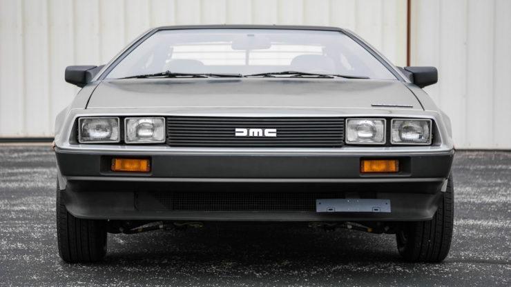 DeLorean DMC-12 14