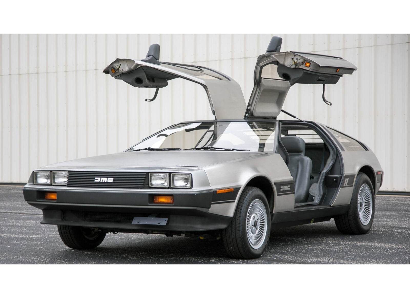 DeLorean DMC-12 Car