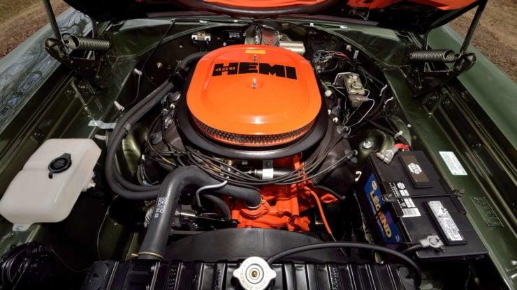 Dodge Hemi Coronet RT Hemi 426 Engine