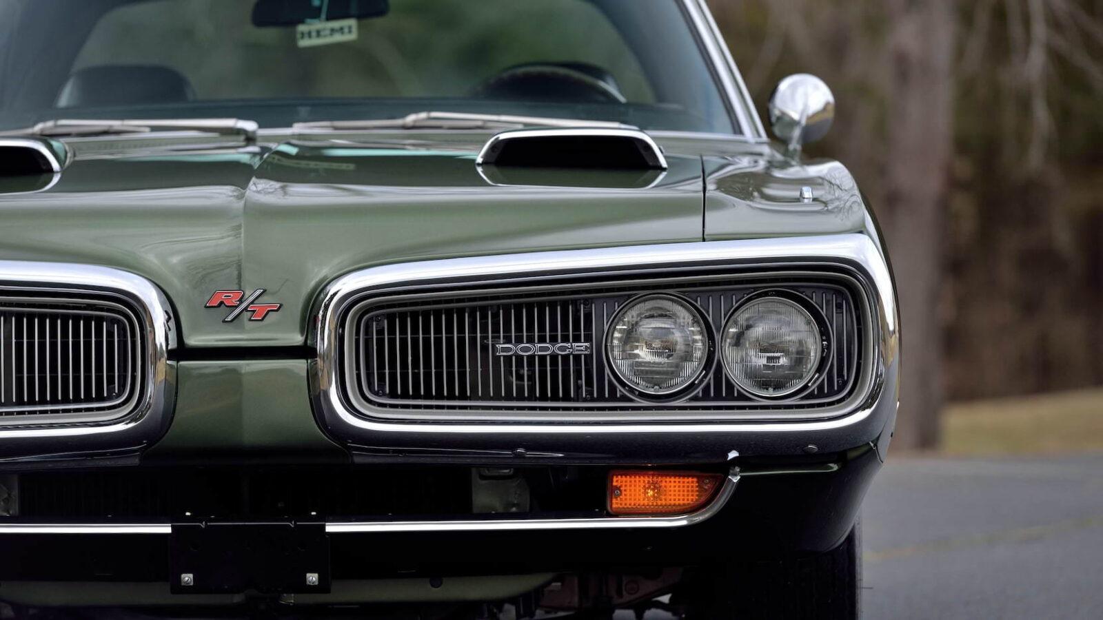 Dodge Hemi Coronet RT Hemi 426 Headlights