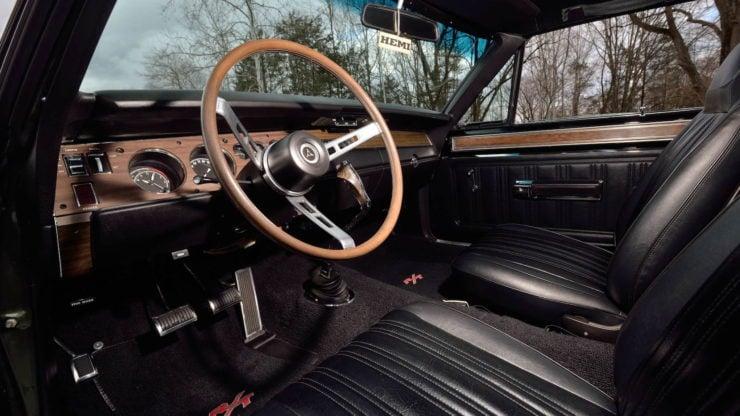 Dodge Hemi Coronet RT Hemi 426 Interior