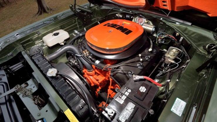 Dodge Hemi Coronet RT Hemi 426 V8