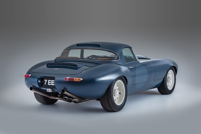 There's A New E-Type - Meet The Just-Released Eagle Lightweight GT