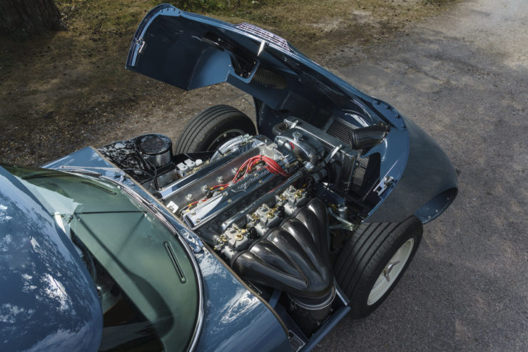 Eagle Lightweight Jaguar XK Engine
