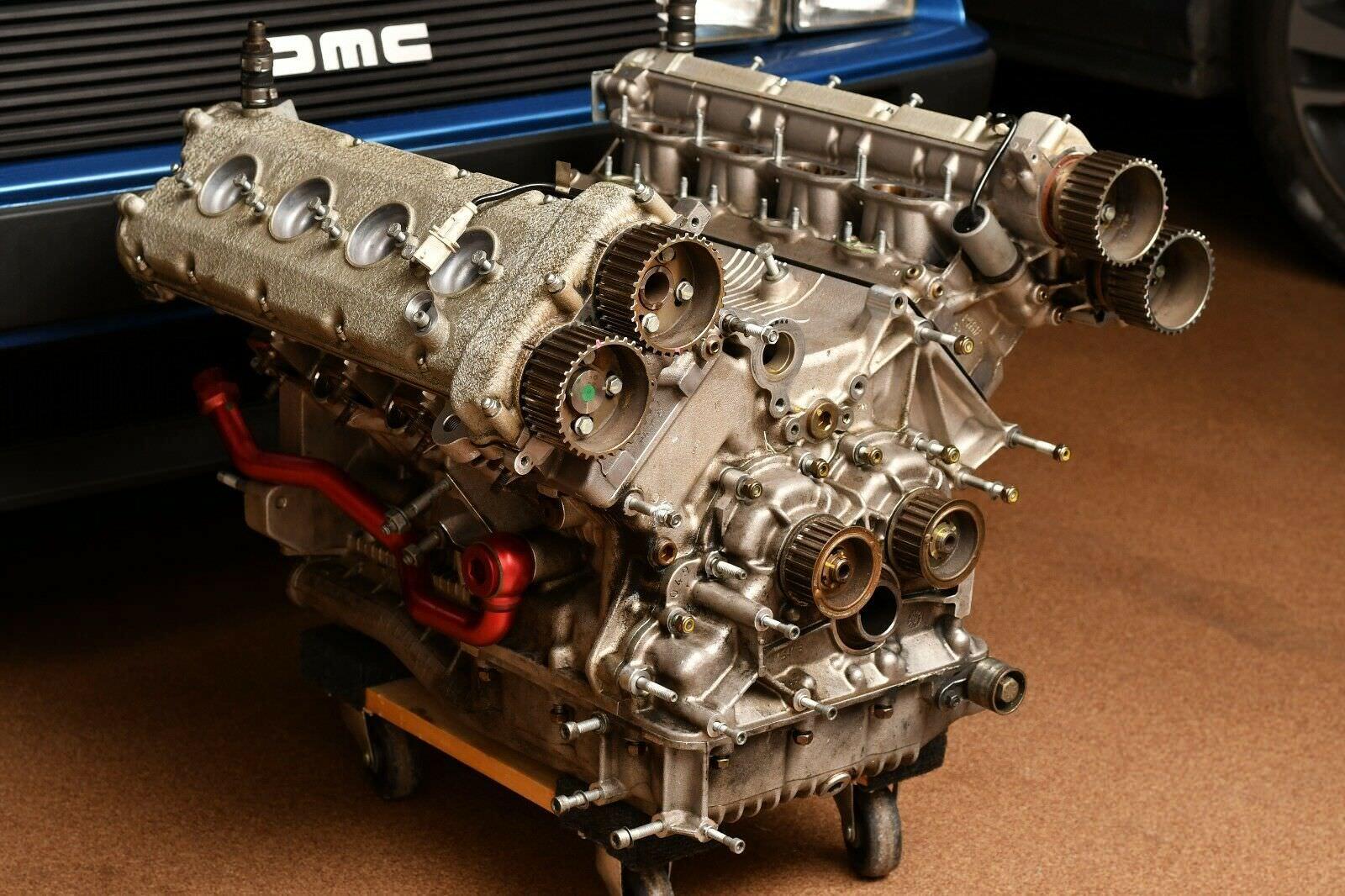For Sale A Blown Ferrari 360 Challenge Stradale V8 Engine 4 999 Usd