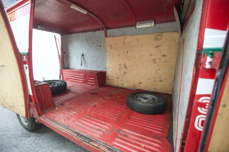 Fiat 238 Van Back 2