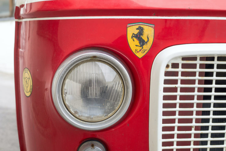 Fiat 238 Van Headlight