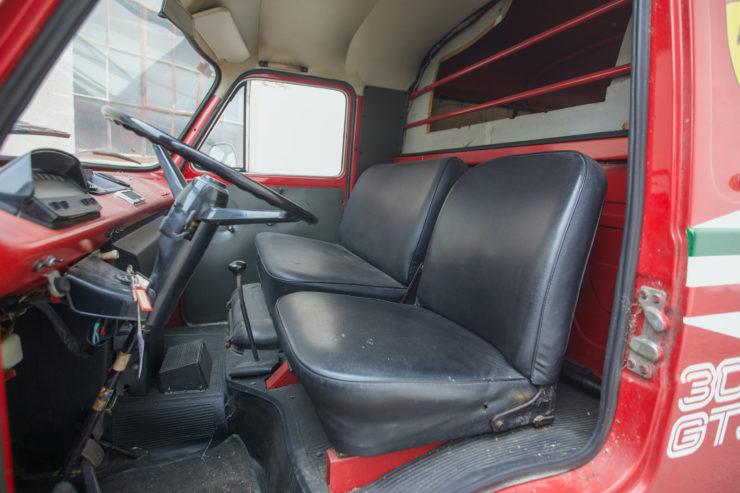 Fiat 238 Van Seats