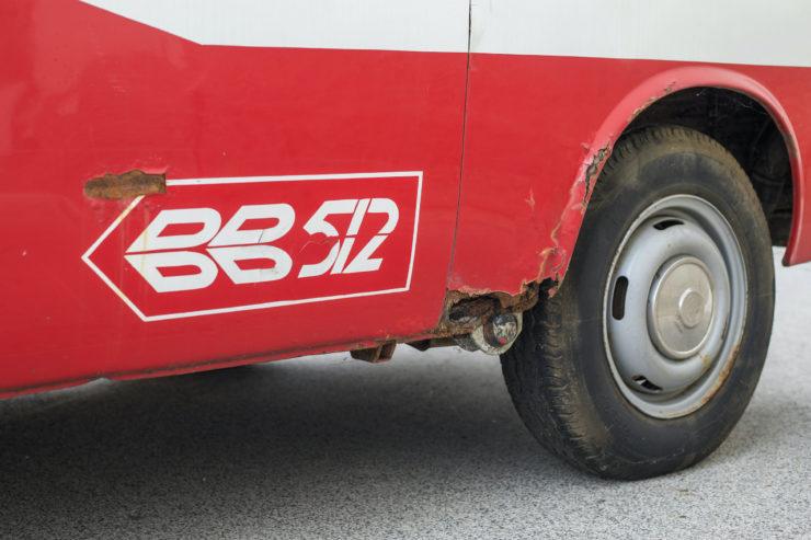 Fiat 238 Van Wheel